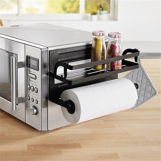 Magnetic microwave shelf