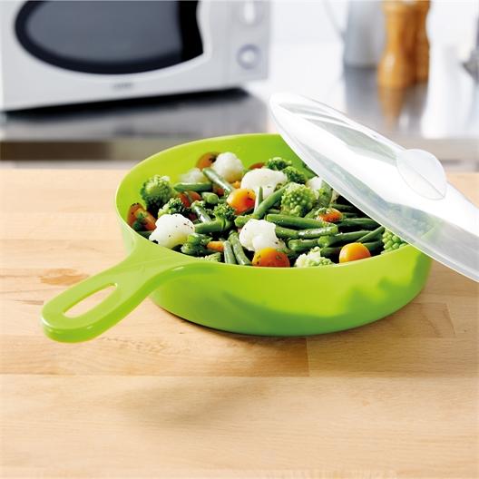 Mini microwave saucepan