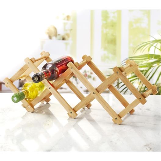 Range bouteilles bambou
