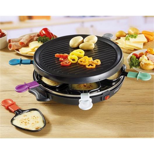 Raclette color 6 personnes