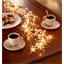 LED Christmas lights with beads