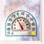 Elektrostatische thermometer