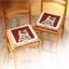 Galettes de chaise : Lot de 2 ou 4