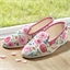 Slippers Floral