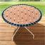 Couvre-table mosaïque Ronde ou Rectangulaire
