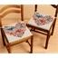 Sitzkissen : 2er-Set oder 4er-Set