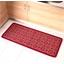 Tapis carreaux de ciment rouge 50 x 80 cm