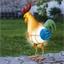 Solar cockerel