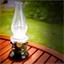 Lampe à pétrole LED