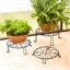 3 Pflanzenständer Arabesken