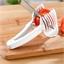 Snijhulp eieren/tomaten