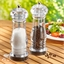2 acrylic salt and pepper mills