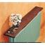 Heizkörperplatte aus Holz 50 cm