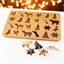 Moule 24 sujets de Noël