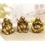 3 bouddhas sérénité