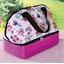 Floral rose cool bag