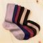 6 paires de chaussettes bord non comprimant