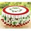 Rond of Rechthoekig tafellaken met lieveheersbeestjes