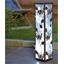 Vlinderlamp op zonne-energie