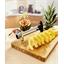 Découpe ananas