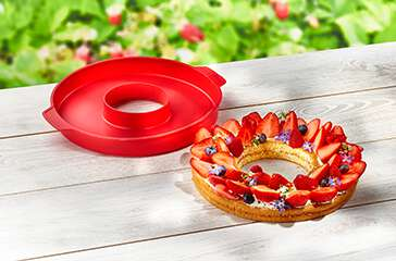 Pastry and jam accessories