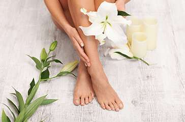 Foot accessories and care