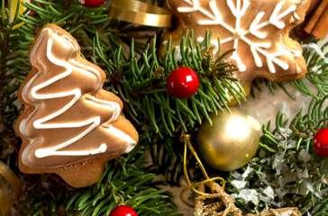 Weihnachtsküche
