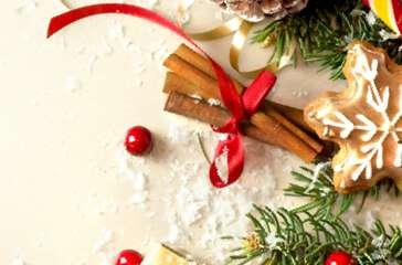 Weihnachtsaccessoires und -schmuck