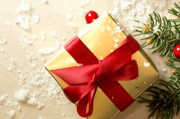 Weihnachtsgeschenkverpackungen